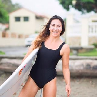 Tara Ruttenberg & Sustainable Surf Tourism