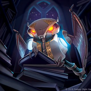 Archimedes Breaks #Keyforge or Store Championships Revealed