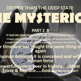DEEPER THAN THE DEEP STATE PART 2  B INSURRECTION LAID OUT OVER TIME