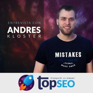 05 De SEO de nicho a crear una Agencia SEO con Andrés Kloster