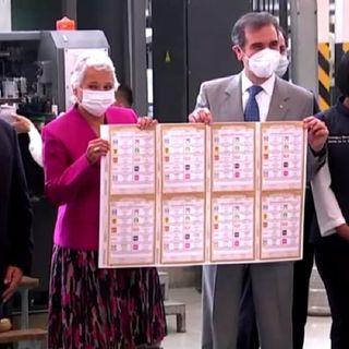 AMLO informó que hay dos versiones sobre la vacuna de aire