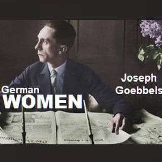 Video: German Women by Joseph Goebbels