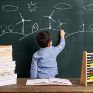 #ravenna Cambiamento climatico... a scuola?!