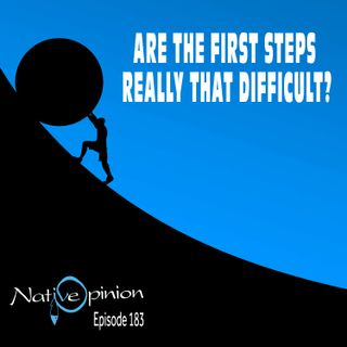 ARE THE FIRST STEPS REALLY THAT DIFFICULT?