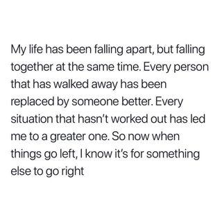Getting through tough times - breakups