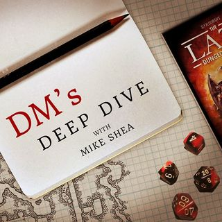 Lazy DM Prep - Episode 31