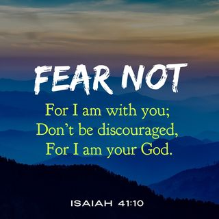 Prayer You Do Not Fear Anything and Trust God For Everything