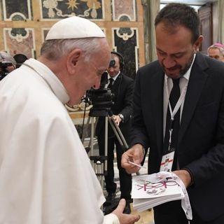 Le raccomandazioni di papa Francesco ai giornalisti
