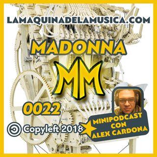 0022 MiniPodcast Con Alex Cardona - La Máquina De La Música