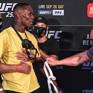 Análisis Previo a UFC 253,  Adesanya vs Costa