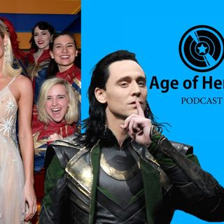 Captain Marvel Hushes Naysayers | Age of Heroes #66