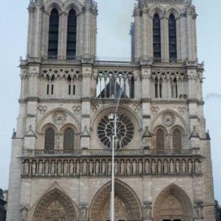 En Notre Dame se respetaron normas de seguridad
