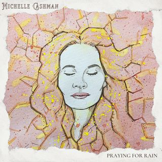 Michelle Cashman introduces her song 'Praying for Rain'