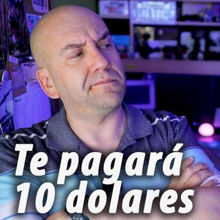 Amazon te paga 10 dólares por tu palm CM 62