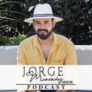 Episode 24 - Jorge Menendez's show - Marketing en tiempos de Covid con Alonso Herrera