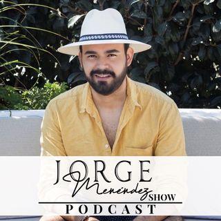 Episodio 23 ESPECIAL - Jorge Menendez's show - ESPECIAL Día de las madres con Diana Uribe