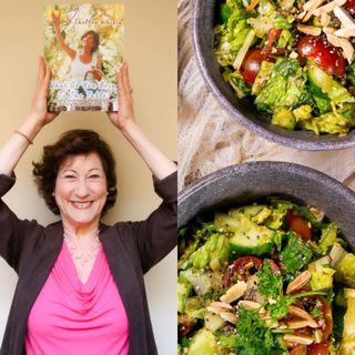 Mediterranean Chopped Salad - Shelley Whizin on Big Blend Radio