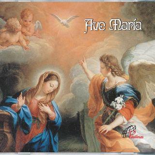 Ave María -muestra