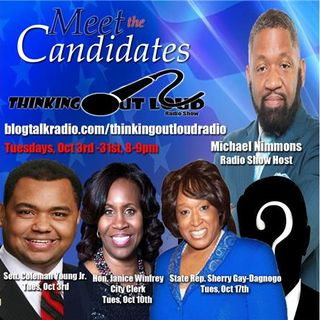 Meet the Candidates featuring State Representative Sherry Gay-Dagnogo