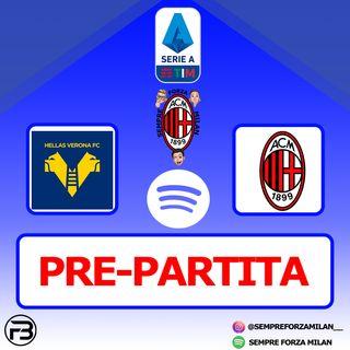 PRE PARTITA | VERONA-MILAN