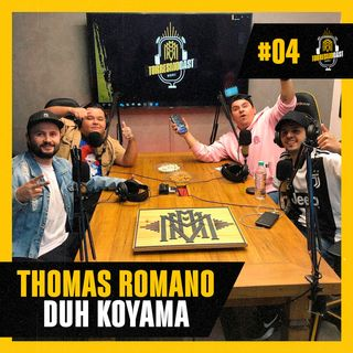 Duh & Thomas - TorresmoCast #04