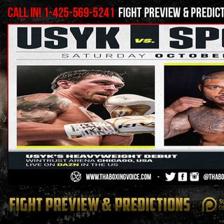 ☎️Oleksandr Usyk vs Tyrone Spong It's Officially🔥Acceptable Replacement❓