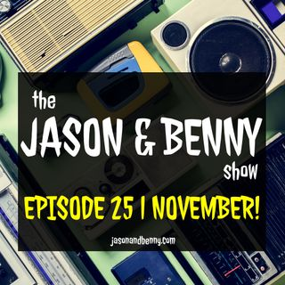 It's November! | Episode 25 | 11-1-2019