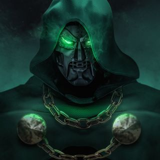 Ep 119 - Dr. Doom and the Nature of Villains