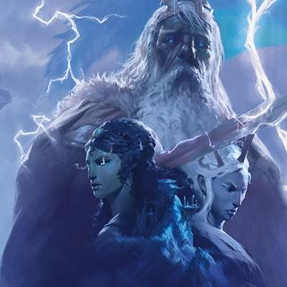 Storm King's Thunder - Iymrith e o Resgate de Serissa