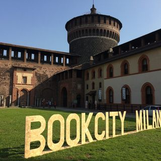 "Achille Mauri ""Book City Milano"""