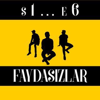 Faydasızlar - S1 E6 - Türkçe Rap ve Elitizm