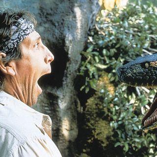 20 - Come salvarsi da un anaconda che vi stritola e perché morderlo NON SERVE