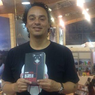 El escritor Álvaro Vanegas con nuevo libro en Filbo 2018