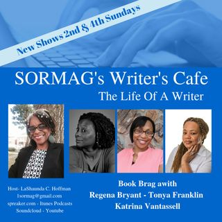 Book Brag With Regena Bryant, Tonya Franklin and Katrina Vantassell - Season 4 Episode 8