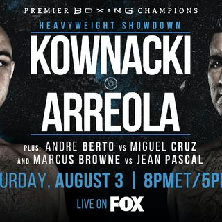 Preview Of The PBConFox Card Headlined By Marcos Browne-Jean Pascal WBA Interim Light-Heavyweight Title+WBC Silver Title+