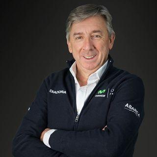Eusebio Unzué valora la cuarta victoria consecutiva de Movistar Team en el UCI WorldTour