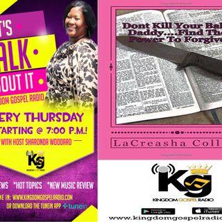 LaCreasha Colllins On Kingdom Gospel Radio