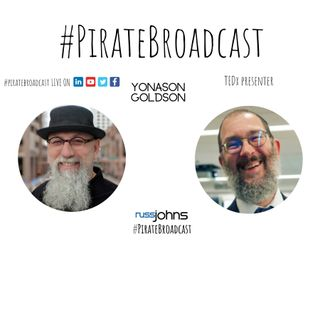 Catch Yonason Goldson on the PirateBroadcast