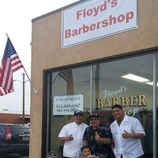 Live From FLOYD'S Barber Shop In Norwalk CA