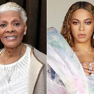 Dionne Warwick Shade #Beyonce Or Tell The Truth #FuckTheBeehive