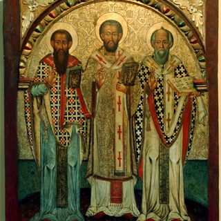 VIRTUAL: Eastern Catholic Theology #1