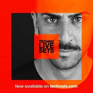 Techno: Frankyeffe Live From Be At Tv Streaming (Riot Radio Show 37)