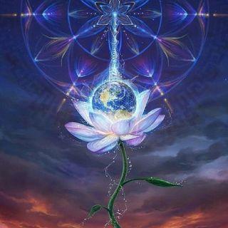 Buongiorno Radicando a Madre Terra - l'amore universale