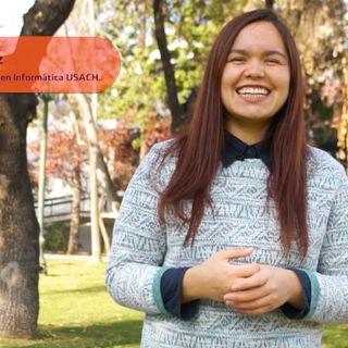 Atómicas: mujeres en informática Usach. Entrevista con Natalia Perez, Magister Usach