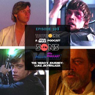 The Hero's Journey - Luke Skywalker