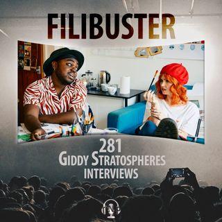 281 - Giddy Stratospheres Interviews