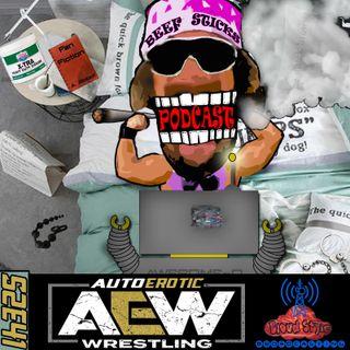 S2E41 - Auto Erotic Wrestling