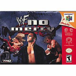 WWF No Mercy (N64)