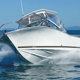 Eliche Di Manovra e barche da pesca