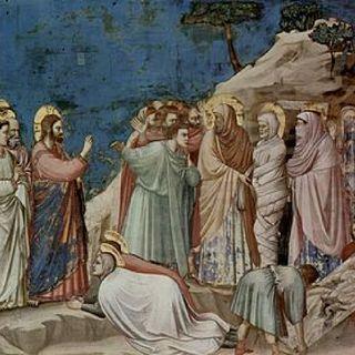 Homilía sobre la Resurrección de Lázaro